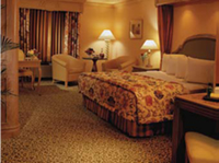 Golden Nugget South Tower Rooms
